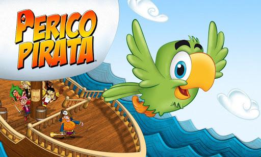 Perico Pirata - Kids Book