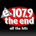107.9 The End icon