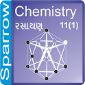 Gujarati 11th Chemistry Sem 1 icon