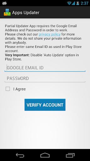 Apps Updater