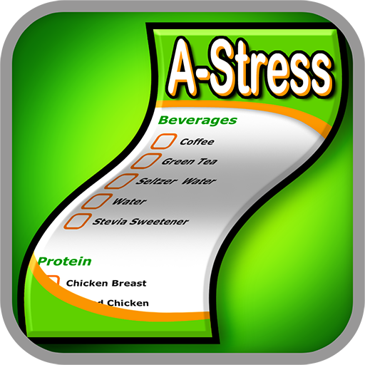 Anti-Stress Grocery List LOGO-APP點子