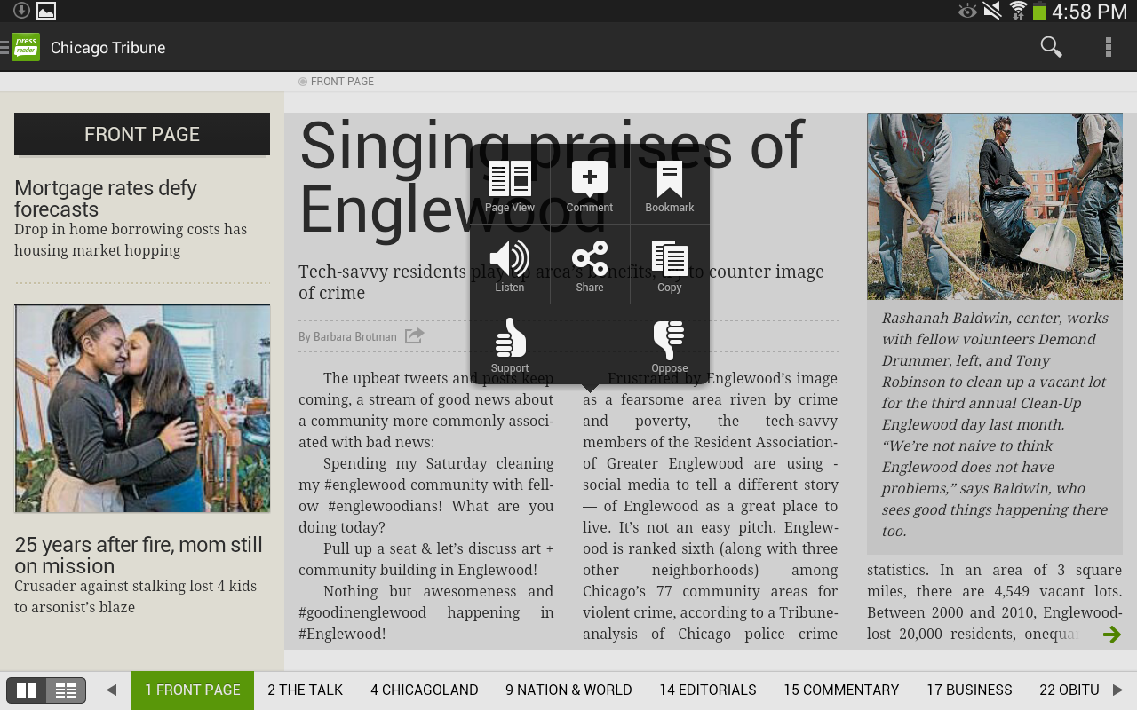 PressReader - Android-apps op Google Play