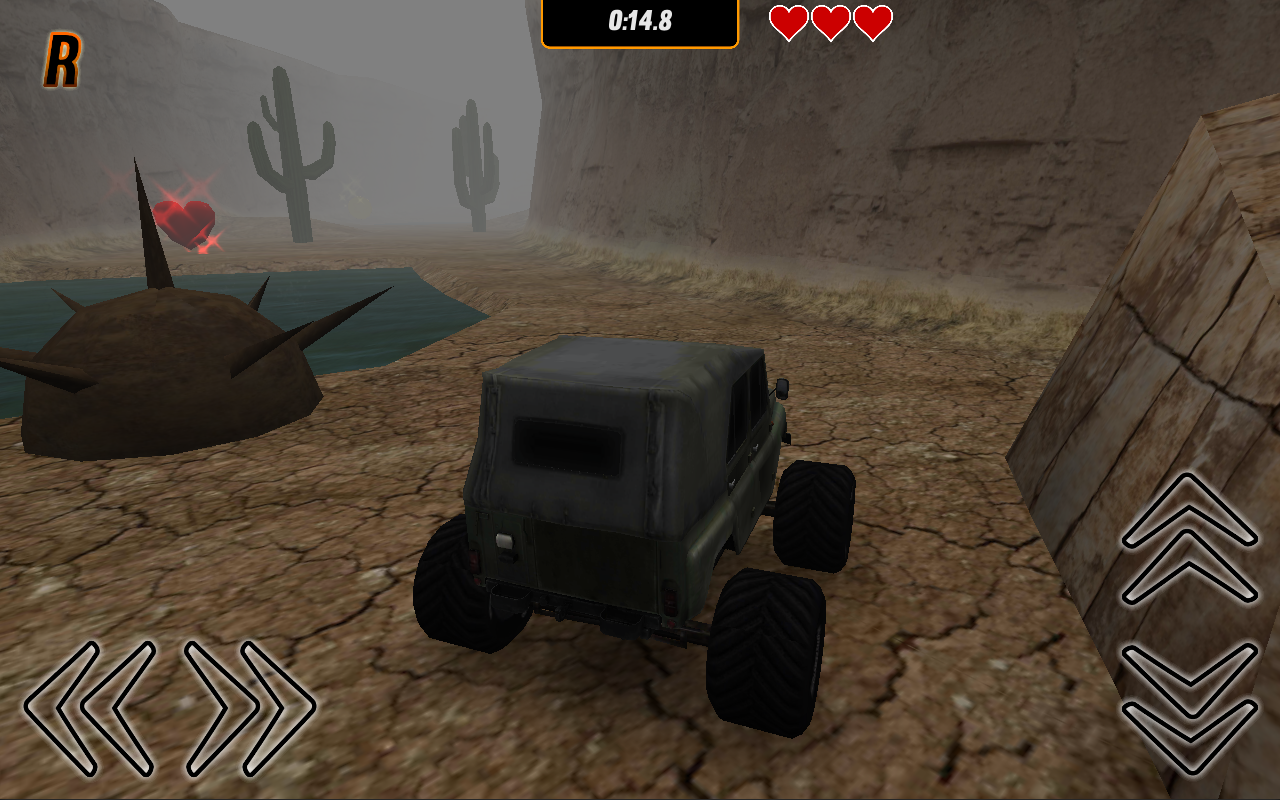 Toy Truck Rally 2 - screenshot