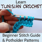 Learn Tunisian Crochet!