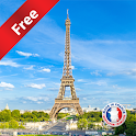 Paris Live Wallpaper FREE icon
