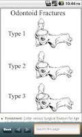 Screenshot of Neurosurgery Survival Guide