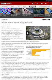 BBC News Screenshot 4
