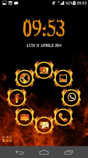 SL THEME FIRE
