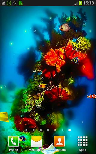 Aquarium HD Live Wallpapers 3D