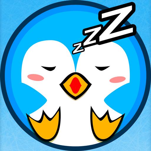 Wakey Wakey Penguin LOGO-APP點子