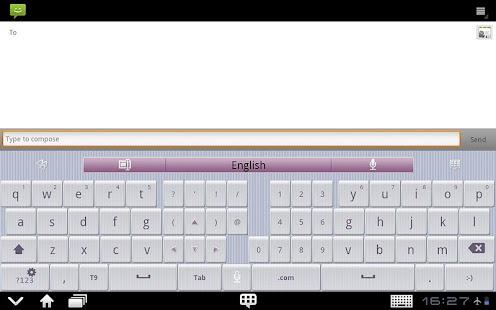 GO-Keyboard-Simple-lovePad 3