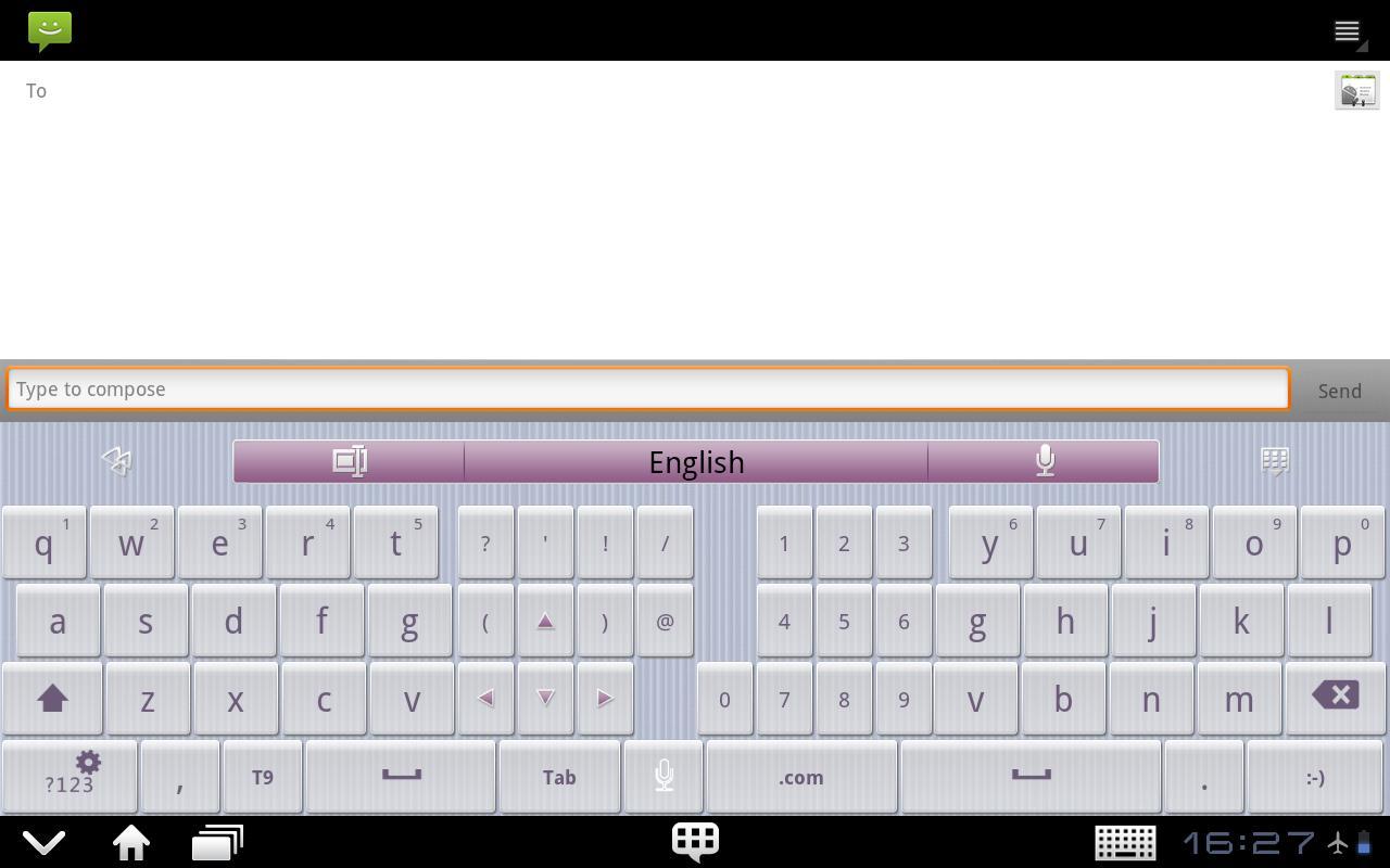GO-Keyboard-Simple-lovePad 8