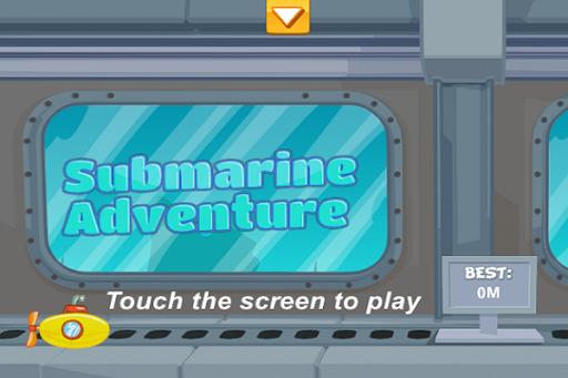 Submarine Adventure 2D