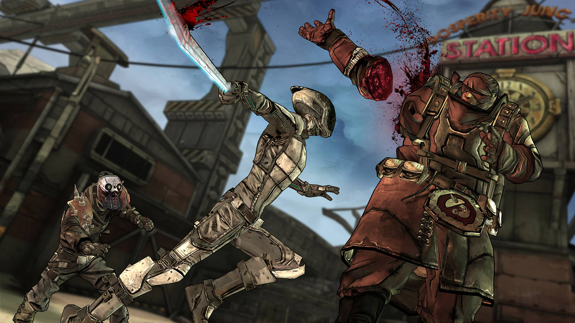Tales from the Borderlands screenshot #15