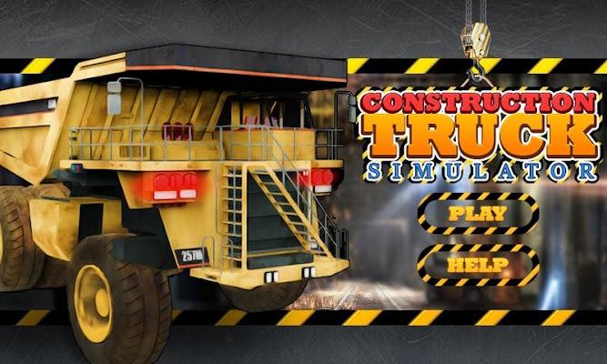 【18 Wheeler Big Truck Driver】 - screenshot