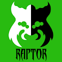 Raptorise your face logo