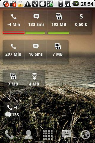 DroidStats Premium (Key)- screenshot