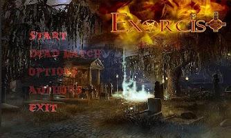 Screenshot of Exorcist - 3D