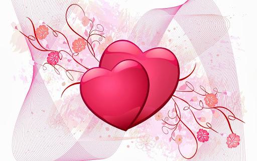 Приложения 3D Romantic Love Wallpaper (apk) бесплатно скачать для Android / ПК screenshot