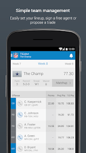 NFL Fantasy Football v1.3.3