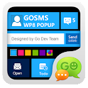 GO SMS PRO WP8 Popup ThemeEX logo