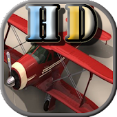 3D plane defense HD