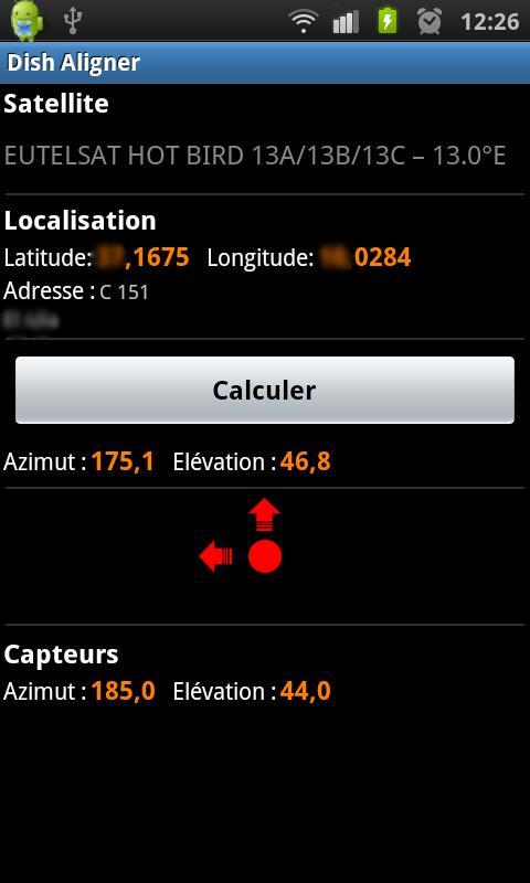 Dish Aligner- screenshot