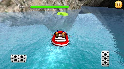 Raft Parking 3D