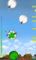 Screenshot of Jumping Slime (No Ad)