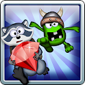 Dig And Run Raccoon! icon