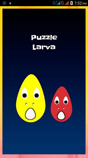 Puzzle Larva