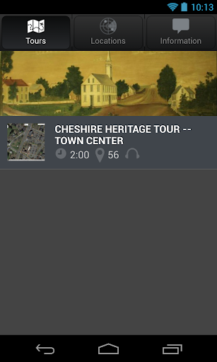 Cheshire Town History Tours