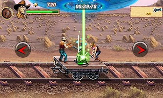 Screenshot of Cowboys & Aliens