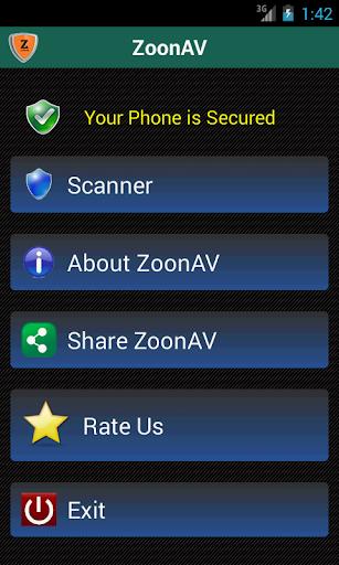 Zoon Mobile Antivirus Free