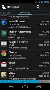 AppWererabbit Backup - screenshot thumbnail