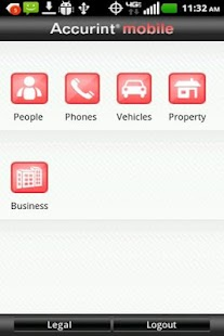 LexisNexis® Accurint® Mobile- screenshot thumbnail