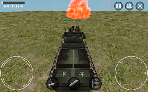 Battle of Tanks 3D War Game- screenshot thumbnail
