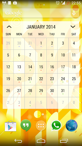 免費生產應用App|Today - Calendar Widgets Free|阿達玩APP