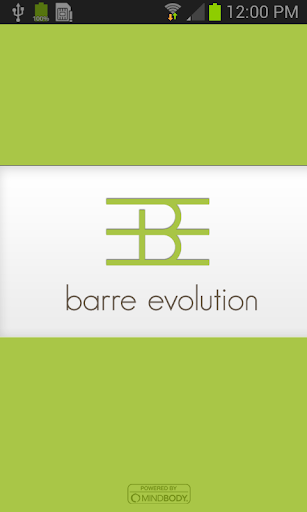 Barre Evolution