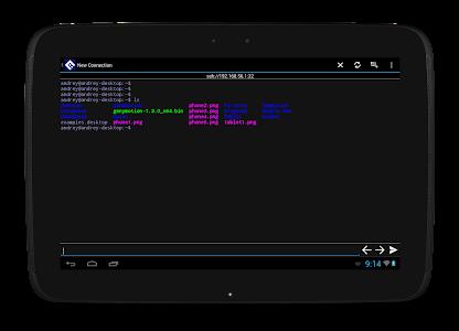 Unix Admin: FTP SFTP SSH FTPS v1.6.8
