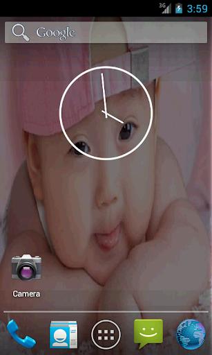 Cute Babies Live WallPaper