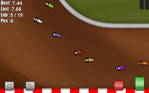 Dirt Racing Mobile Midgets