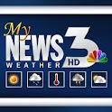 MyNews3 Weather icon