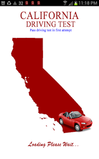 California Driving Test