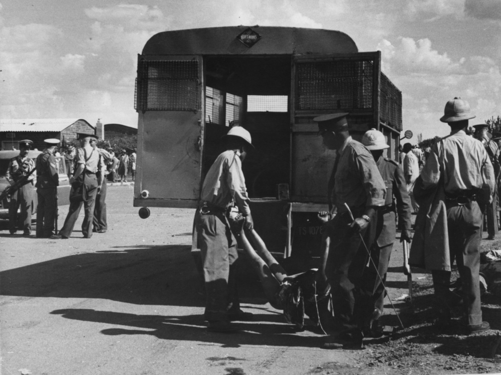 essay on the sharpeville massacre Following the sharpeville massacre, as it came to be known, the death toll rose to 69 and the number of injuries to 180 in the following days 77 africans, many of whom were still in hospital, were arrested for questioning - most were later released.