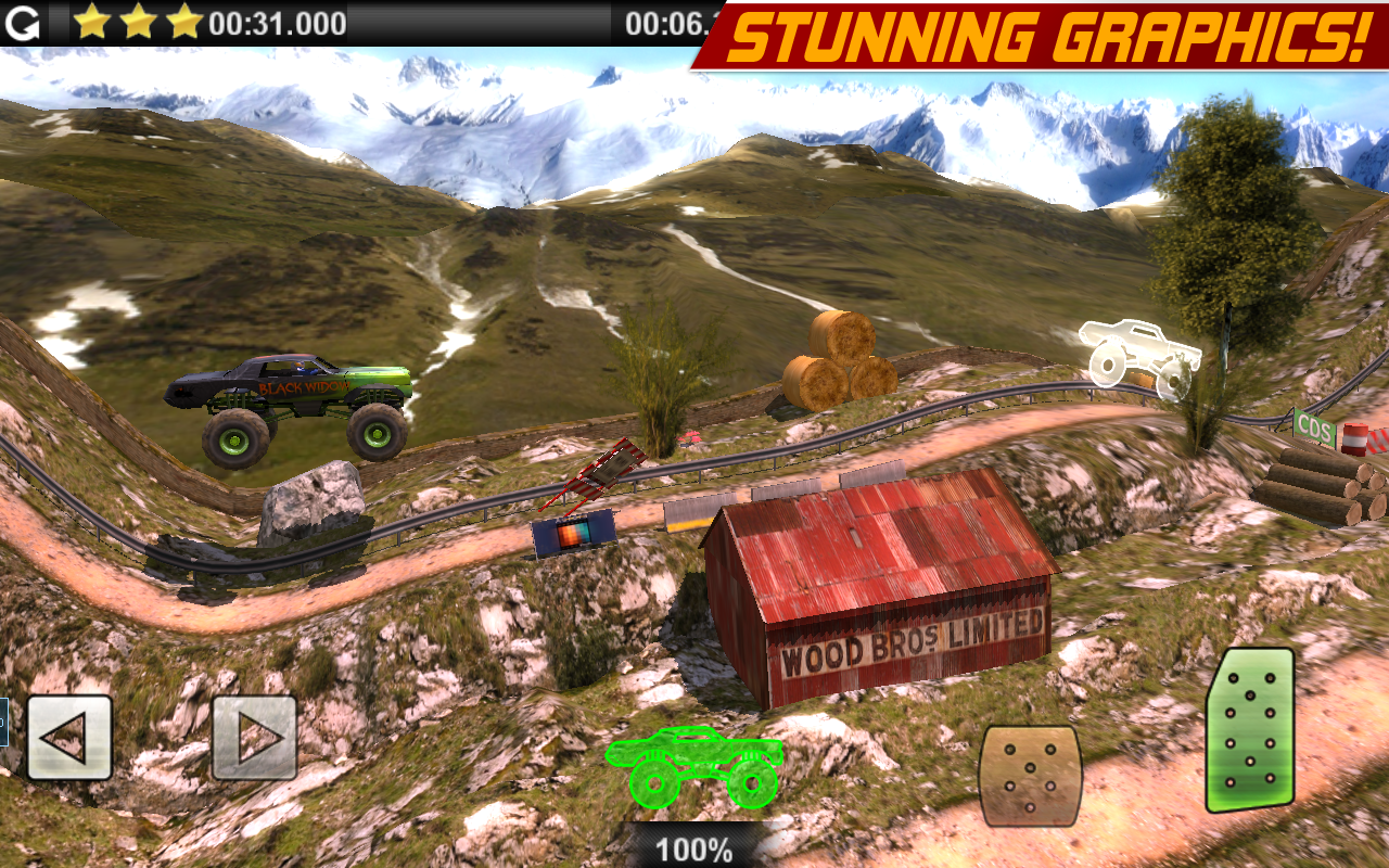 Offroad Legends - screenshot