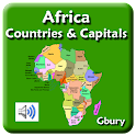Africa Countries and Capitals icon