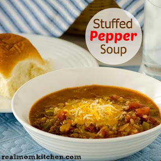 Stuffed Pepper Soup.