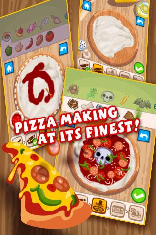 Pizza Picasso - screenshot