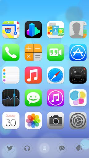 تحميل, ثيم, Ultimate iOS* Apex